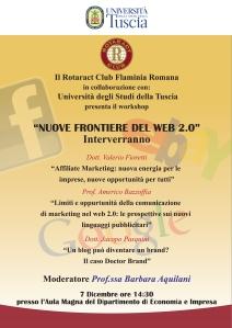 LE NUOVE FRONTIERE DEL WEB 2.0