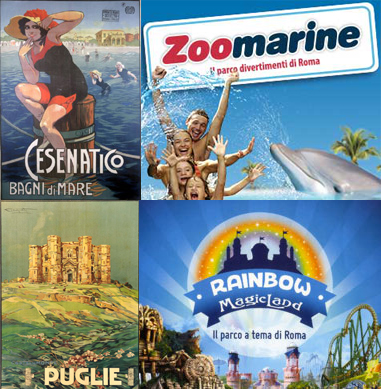 Zoomarine, Rainbow Magic Land, Cesenatico, Puglie