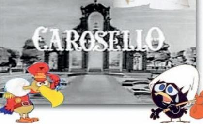 Carosello storico con Calimero e Jo Condor