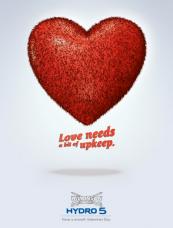 """14 Wilkinson """"L'amore ha bisogno di un po di manutenzionae (cura)"""""""