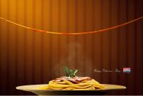 8 Adria Spaghetto diviso in due