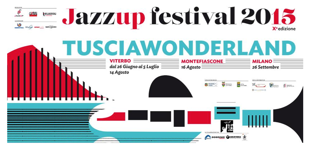Jazzup festival Viterbo 2015