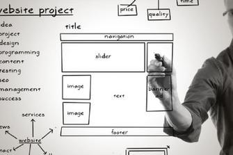 progettare siti web con CMS