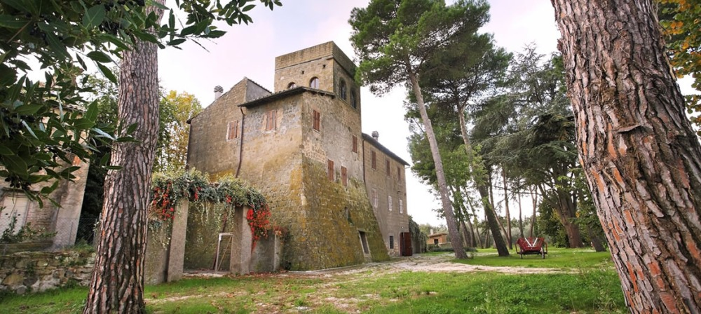 """""""La commenda"""" Dimora storica nei pressi di Viterbo"""