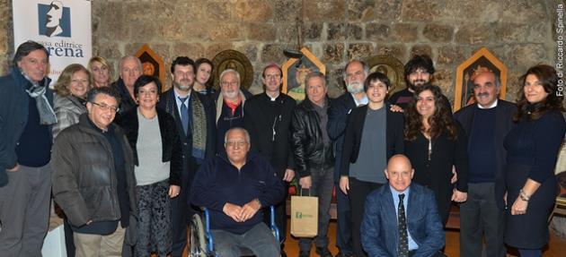 Premiati al premio letterario nazionale di Viterbo organizzato dalla Casa Editrice Serena. Tra i giurati il prof. Americo Bazzoffia