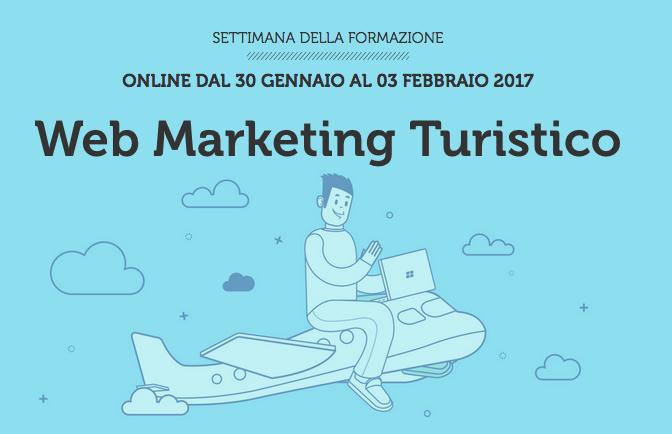 """Il prof. Americo Bazzoffia è relatore a la """"Settimana della Formazione"""" sul Web Marketing Turistico"""