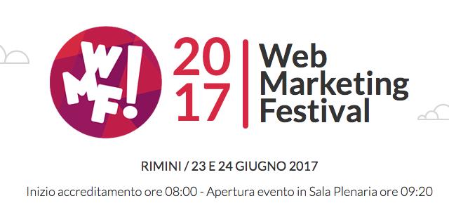 Il prof. Americo Bazzoffia selezionato tra i migliori esperti al web marketing di Romini 2017