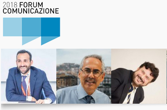 Forum della Comunicazione 2018 Americo Bazzoffia