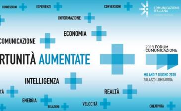Il prof. Americo Bazzoffia tra i protagonisti del Forum della Comunicazione 2018