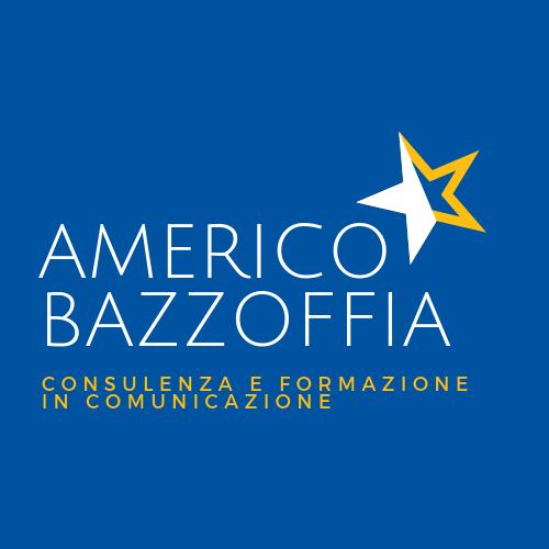 Logo Americo Bazzoffia Consulenza e Formazione in Comunicazione