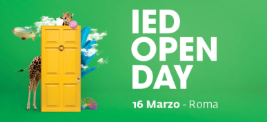 """Il prof. Americo Bazzoffia presenterà la XVI edizione del corso in """"Comunicazione web multimediale, social media ed e-commerce"""" all'Open Day IED di Roma 2019"""