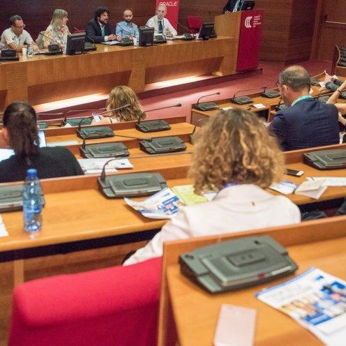 Il prof. Americo Bazzoffia interviene al Forum Nazionale della Comunicazione 2019 a Milano