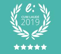 Cum Laude 2019 di Emagister assegnato ai corsi del Prof. Americo Bazzoffia con la valutazione di Corsi eccellenti