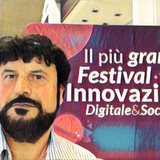 il prof. Americo Bazzoffia al Web Marketing Festival di Rimini 2019