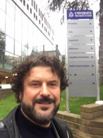 Il prof. Americo Bazzoffia confermato docente presso l'Università Niccolò Cusano