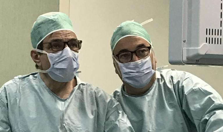 Il dott. Fabio Cesare Campanile medico chirurgo e dirigente dell'Ospedale di Civita Castellana si affida al prof. Americo Bazzoffia per la consulenza in web marketing e comunicazione digitale
