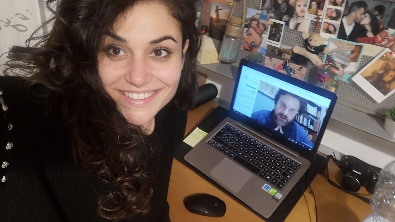Esami allo IED di Roma in modalità e-learning con il prof. Americo Bazzoffia